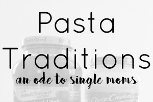Pasta Traditions with Ragu