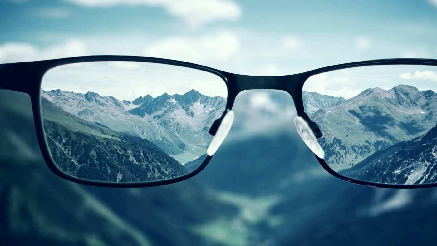 Klar sehen - Podcast Cover