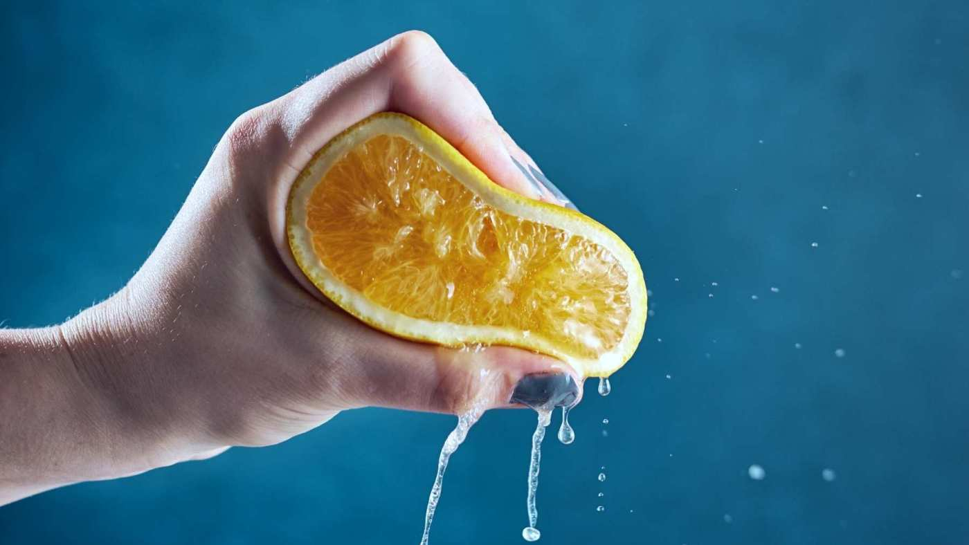 Positiv denken: Podcast Cover