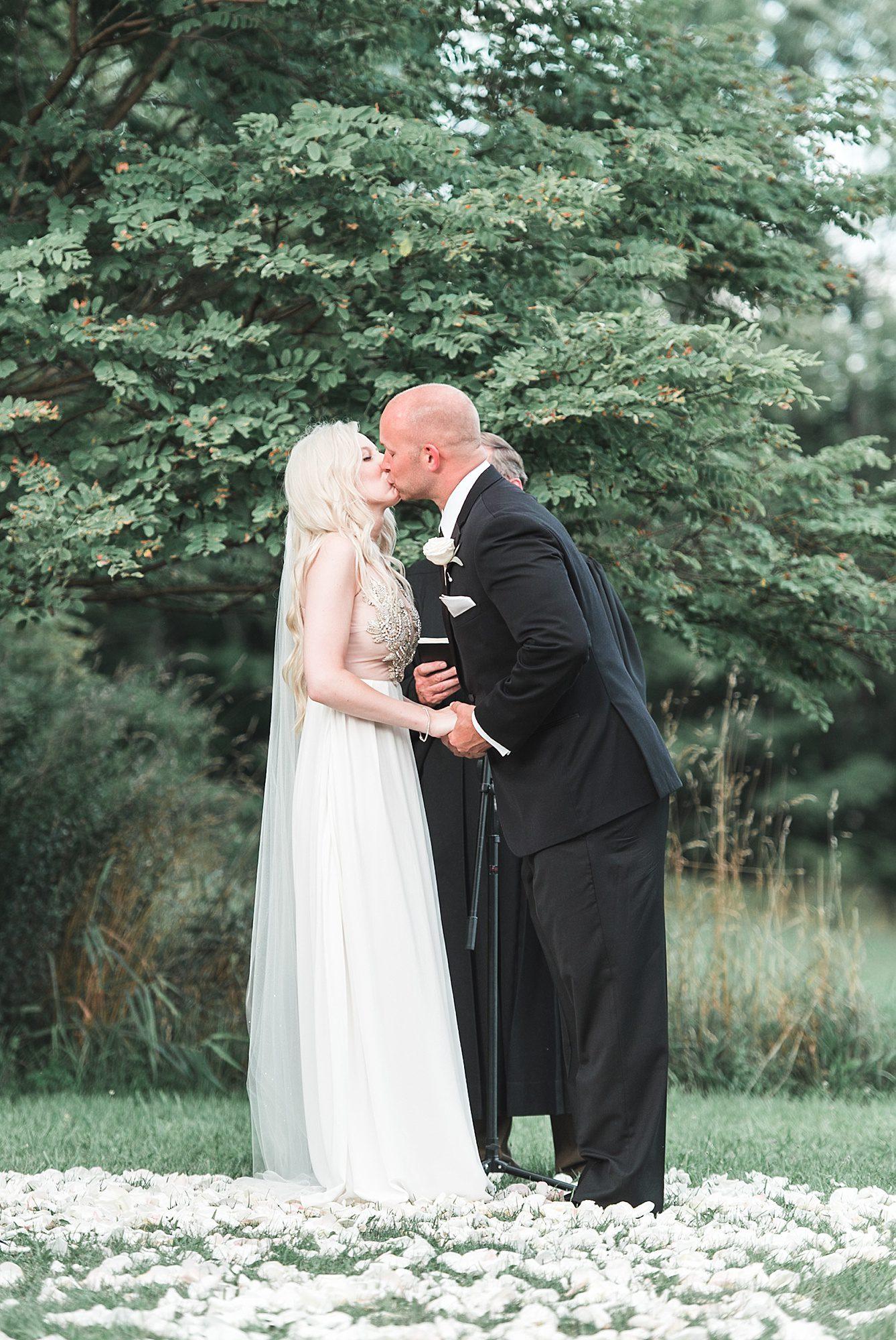 The Cosmellos Northern Pennsylvania Wedding Brittani