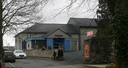 Cinema Plestin-les-Greves Brittany