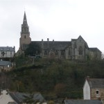 Church of Brelevenez Lannion