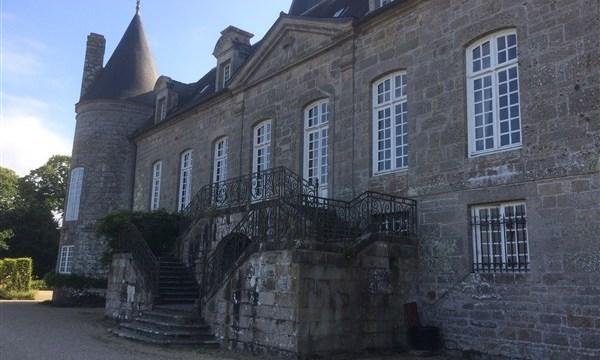 Château de Kergrist Ploubezre Brittany