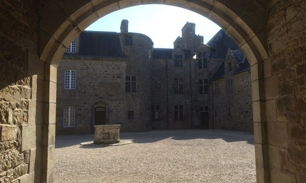 Photos of Chateau de Rosanbo Cote d'armor Brittany France
