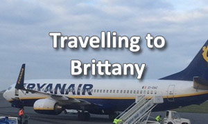 Traveling to Brittany