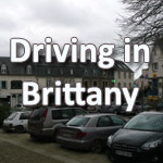driving in brittany