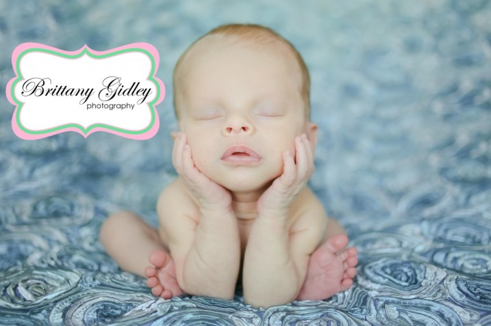 Newborn Photographer Cleveland | Brittany Gidley Photography LLC