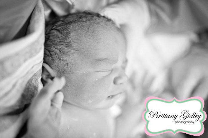 Best Cleveland Birth Photographer | Brittany Gidley Photography LLC
