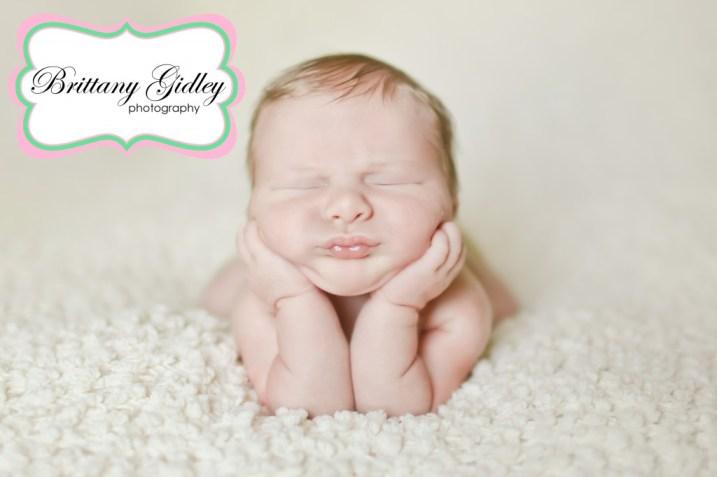 Newborn Session Cleveland | Brittany Gidley Photography LLC