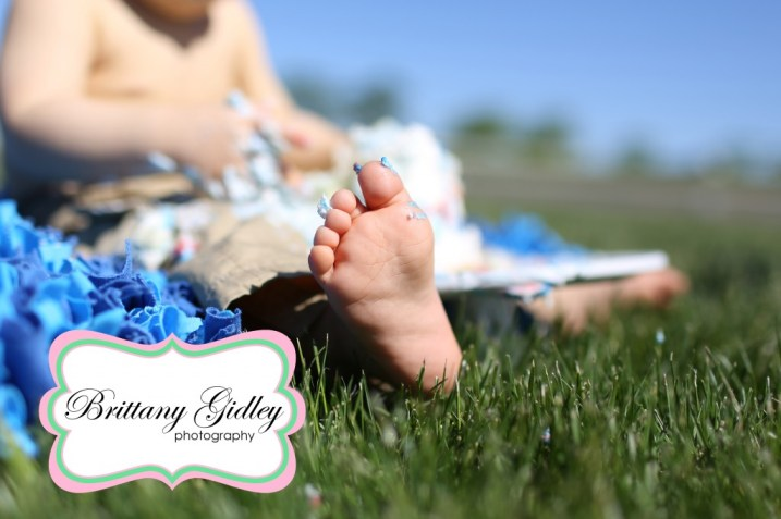 12 Month Baby | Brittany Gidley Photography LLC