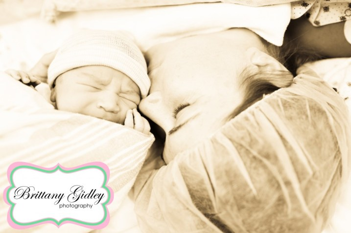 Ohio Birth Photography | Brittany Gidley Photography LLC