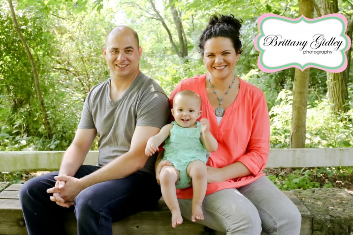 Baby Family Images | Brittany Gidley Photography LLC