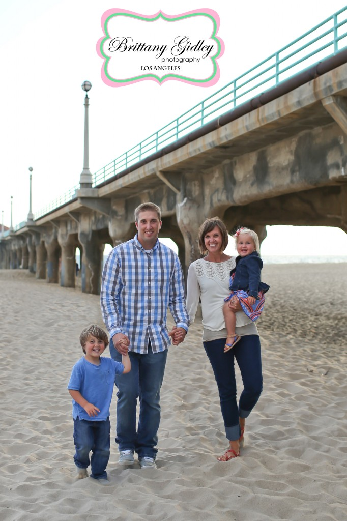 Family Photography Manhattan Beach California| Brittany Gidley Photography LLC