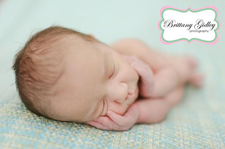 Newborn Baby Boy | Brittany Gidley Photography LLC