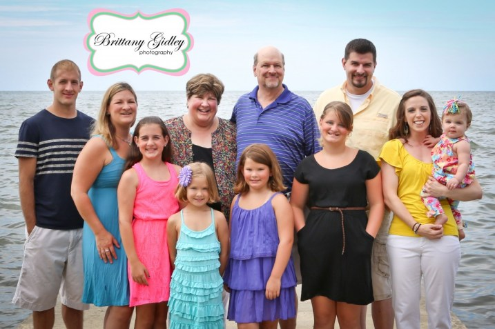 Cleveland Professional Family Photographer   Brittany Gidley Photography LLC