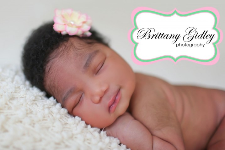 Cleveland Newborn Baby Photography | Brittany Gidley Photography LLC