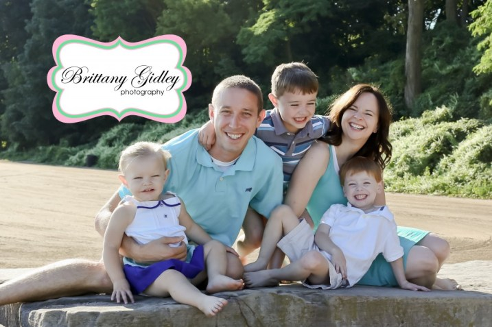 Family Beach Photography | Brittany Gidley Photography LLC