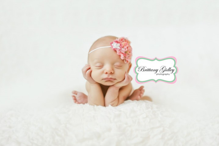 Newborn Poses | Brittany Gidley Photography LLC