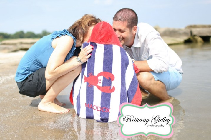Beach Family Photographer | Brittany Gidley Photography LLC
