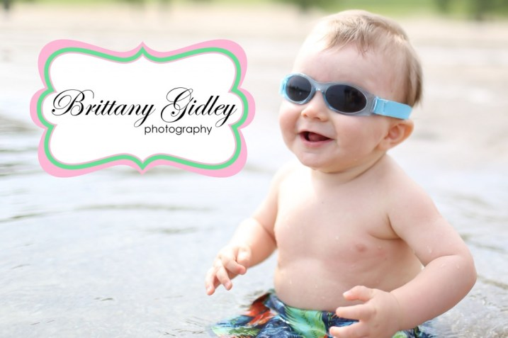 Beach Baby Photographer | Brittany Gidley Photography LLC