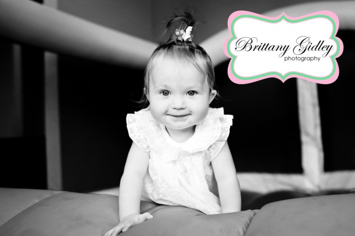 Baby Birthday Party | Brittany Gidley Photography LLC