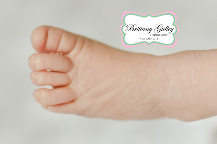 New York City Newborn Baby Photography | Brittany Gidley Photography LLC