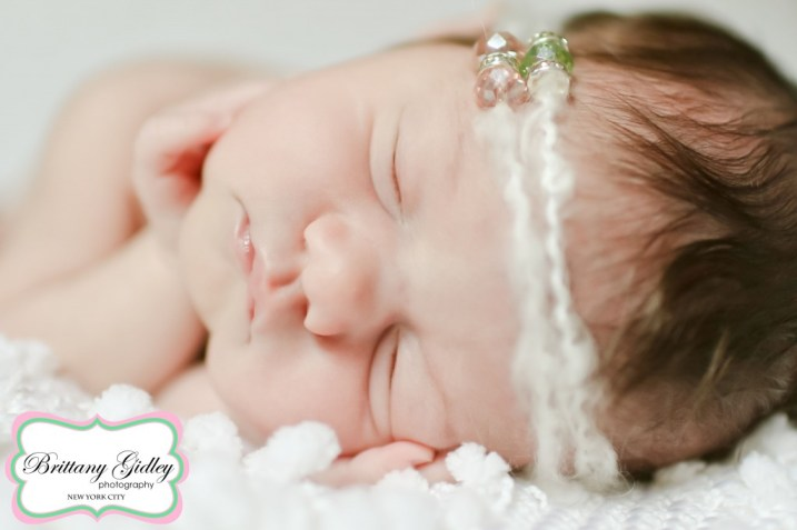 New York City Newborn Photographer | Brittany Gidley Photography LLC