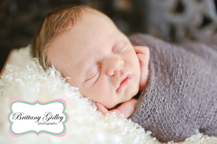 Family With Newborn Baby | Brittany Gidley Photography LLC
