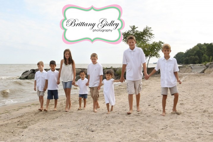 Family Portrait | Brittany Gidley Photography LLC