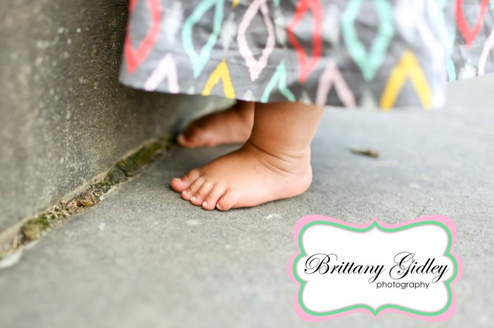Baby Toes | Brittany Gidley Photography LLC
