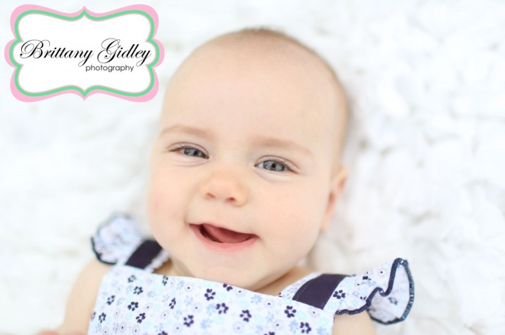 9 Month Baby Photographer | Brittany Gidley Photography LLC