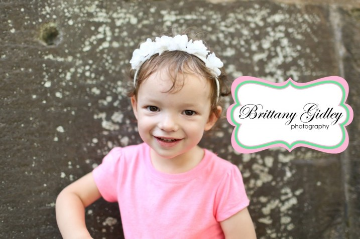 2 year old girl | Brittany Gidley Photography LLC