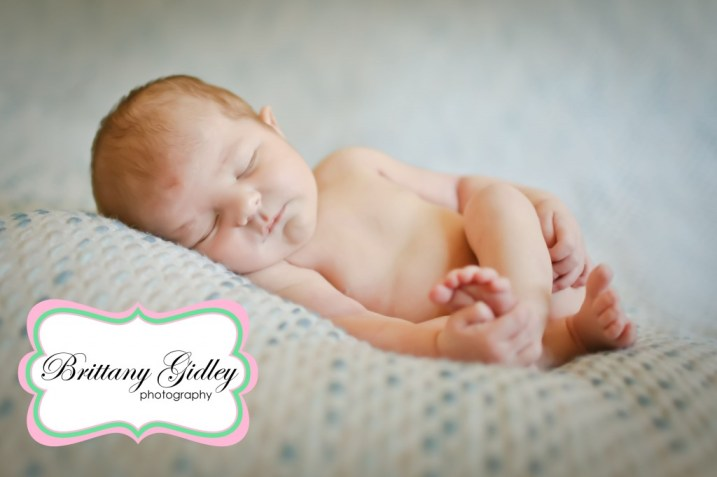 Newborn Photography | Brittany Gidley Photography LLC