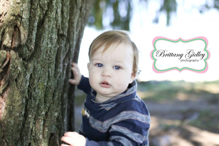 One Year Baby | Brittany Gidley Photography LLC