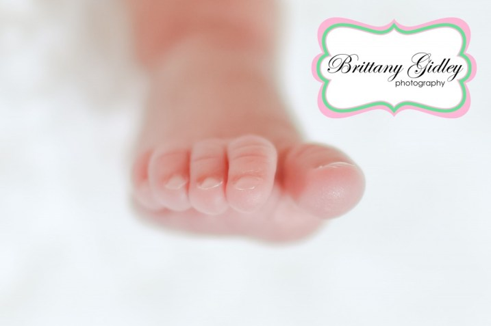 Baby Details | Brittany Gidley Photography LLC