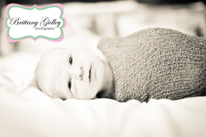 Medina Newborn Photography | Brittany Gidley Photography LLC
