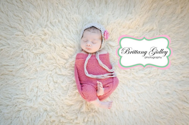 Chagrin Falls Newborn Baby Photography | Brittany Gidley Photography LLC