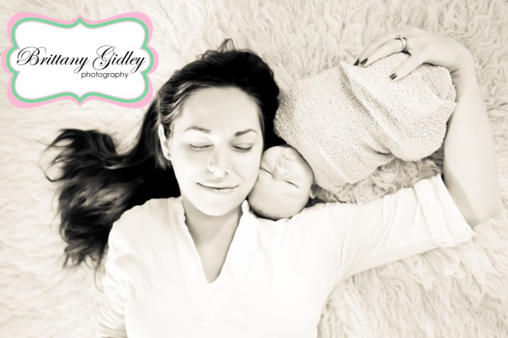 Akron Ohio Newborn Photographer | Brittany Gidley Photography LLC