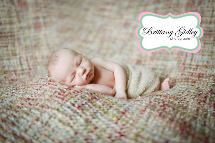 Akron Ohio Newborn Photography | Brittany Gidley Photography LLC