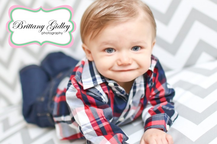Chevron | Holiday Mini Sessions | Brittany Gidley Photography LLC | Cleveland Ohio