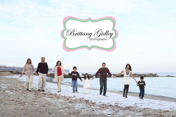Extended Family Photographer | Brittany Gidley Photography LLC