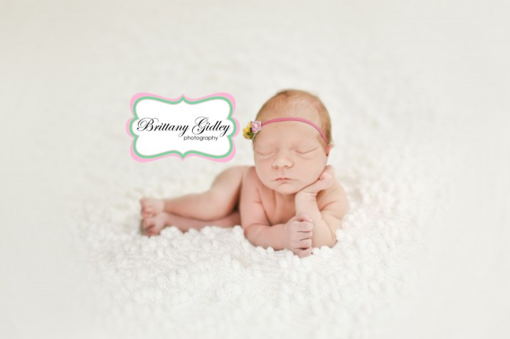 Best Newborn Photographer | Brittany Gidley Photography LLC