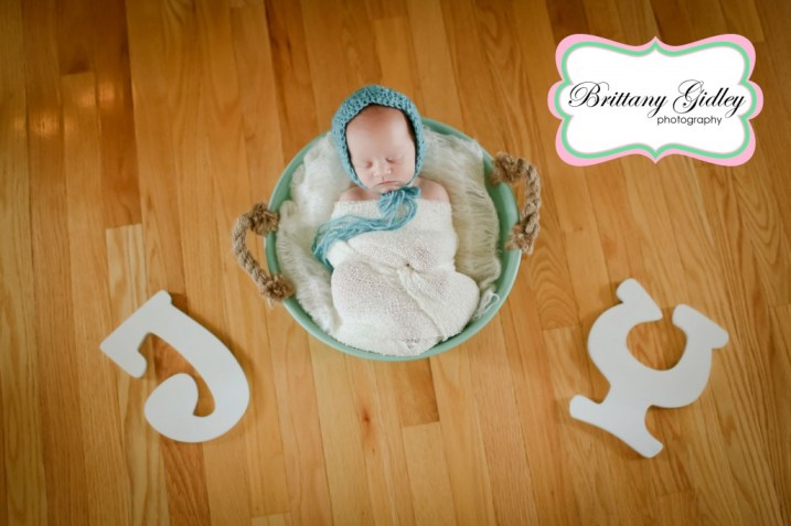 Canal Fulton Newborn Photography | Brittany Gidley Photography LLC