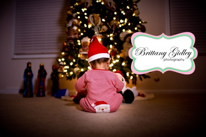 Cleveland Christmas Photography | Brittany Gidley Photography LLC