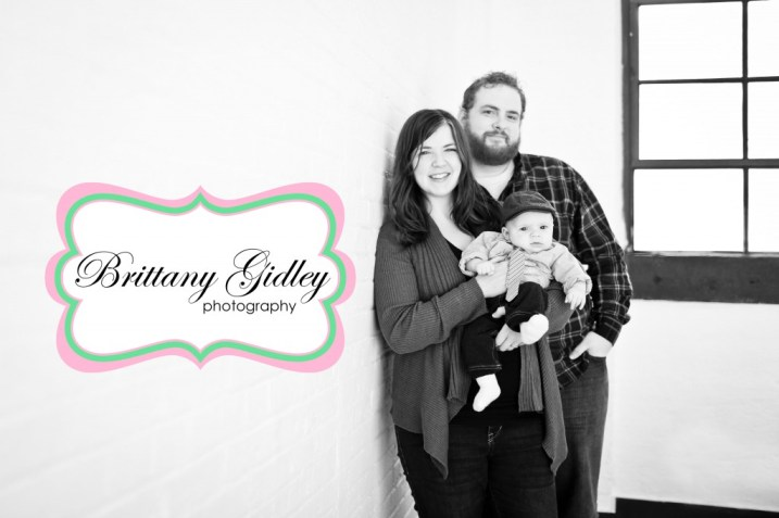 11 Week Old Baby | Brittany Gidley Photography LLC