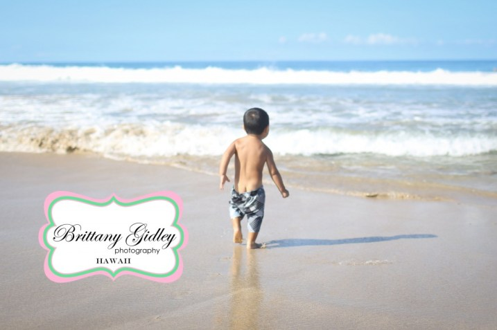 Hawaii Child Photographer | Brittany Gidley Photography LLC