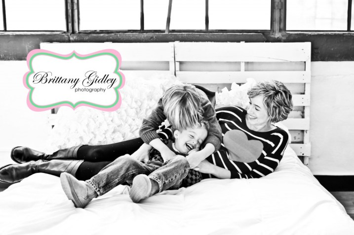 Maternity Photography Studio | Brittany Gidley Photography LLC