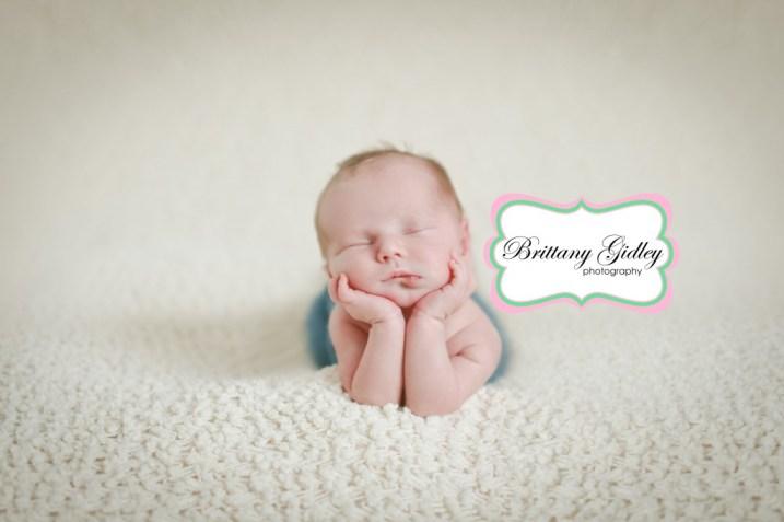 Newborn Baby Photography | Newborn Baby Photographer | Brittany Gidley Photography LLC