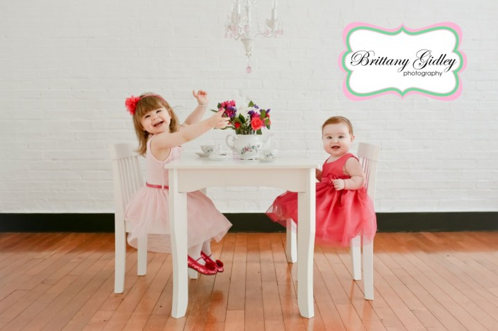 Tea Party | Brittany Gidley Photography LLC | Cleveland Photographer