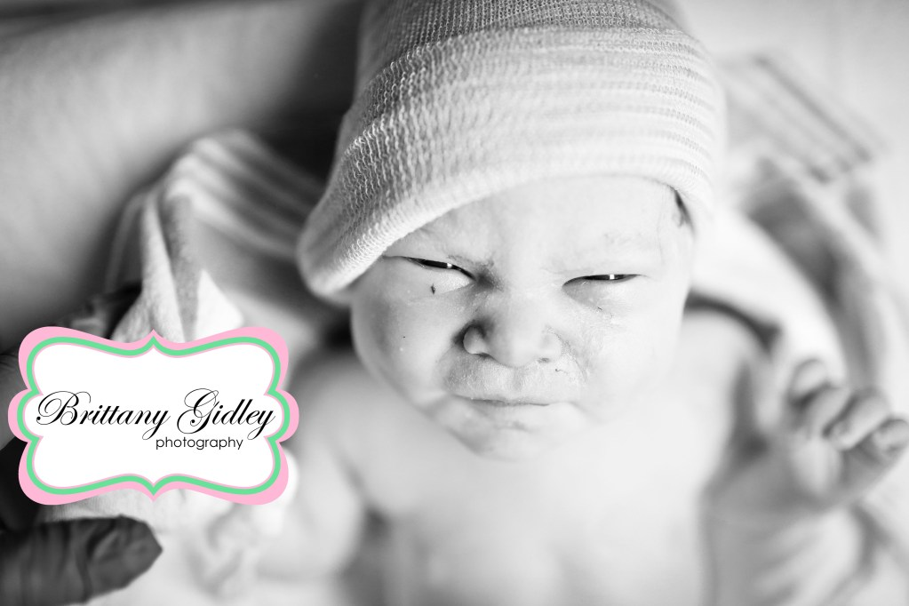 Happy Birth Day Baby B! | Delivery Room Photographer